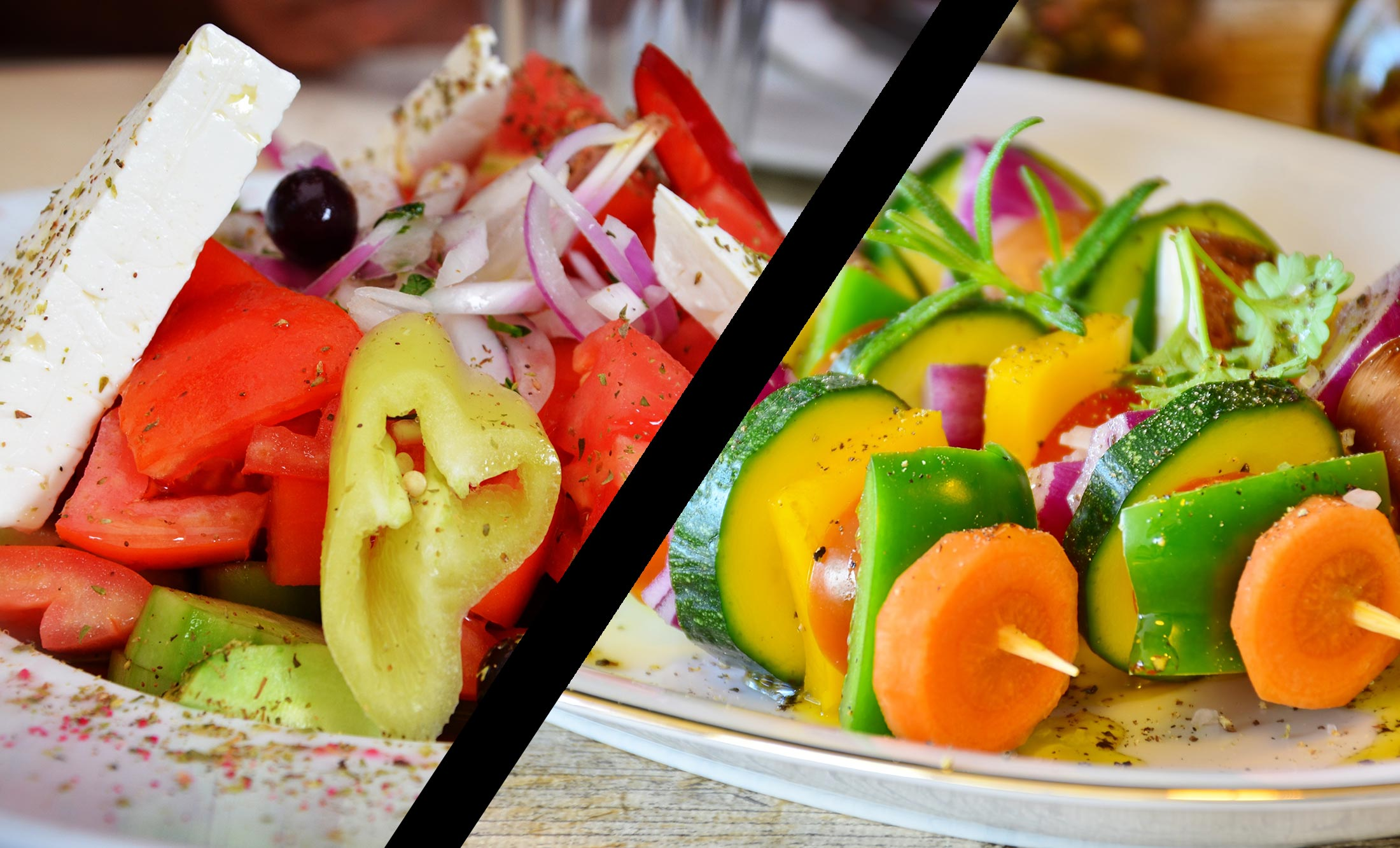 Groundbreaking New Study Compares Vegan and Mediterranean Diets for Weight Loss and Cholesterol Control