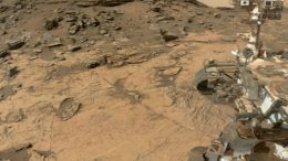 Discovery of Boron Provides Clues to Whether Life Could Have Existed on Mars