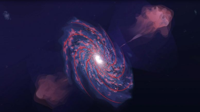 Dissecting Supermassive Black Hole