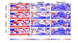 Climate models underestimate cooling effect of daily cloud cycle