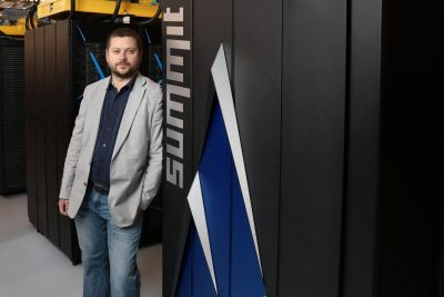 Dmitry Liakh, ORNL