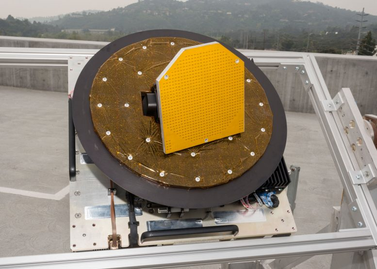 DopplerScatt Radar Instrument