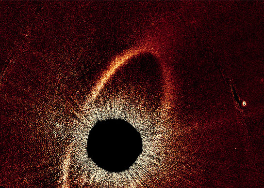 Double Star Fomalhaut System is Actually a Triple Star System
