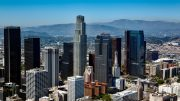 Downtown Los Angeles California