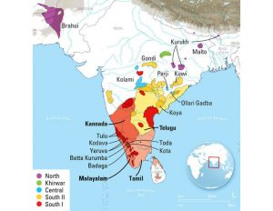 Dravidian Language Family is 4,500 Years Old