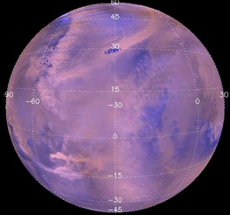 Dust Storm Sequences on Mars