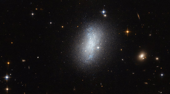Dwarf Irregular Galaxy PGC 18431