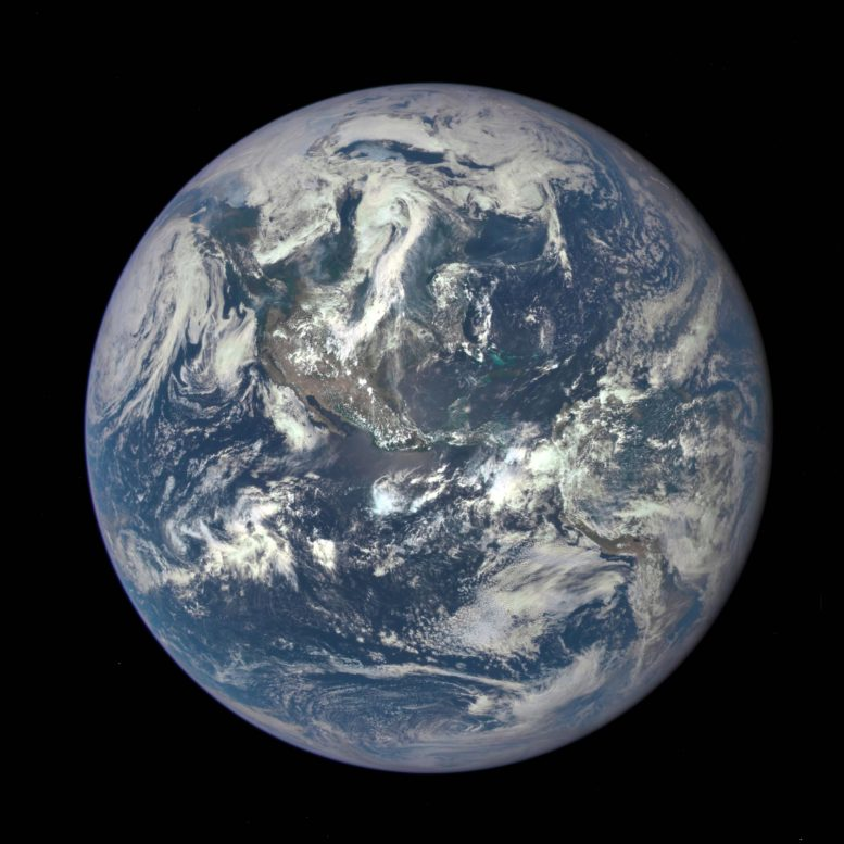 EPIC New View of the Earth