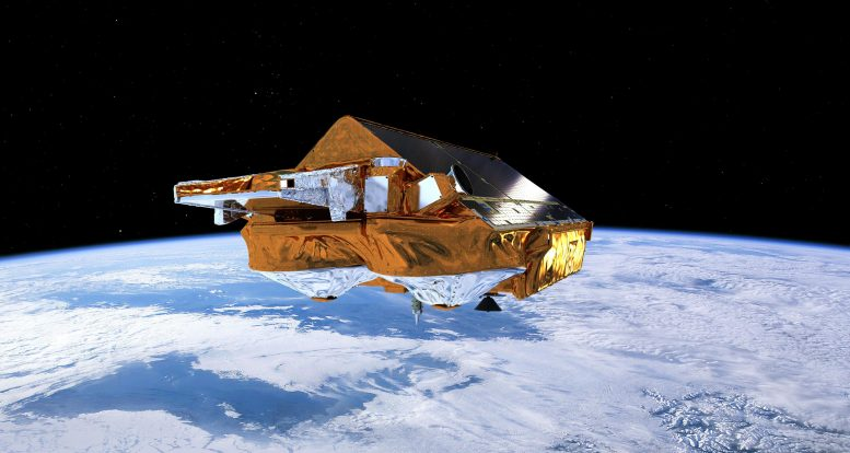 ESA Earth Explorer CryoSat