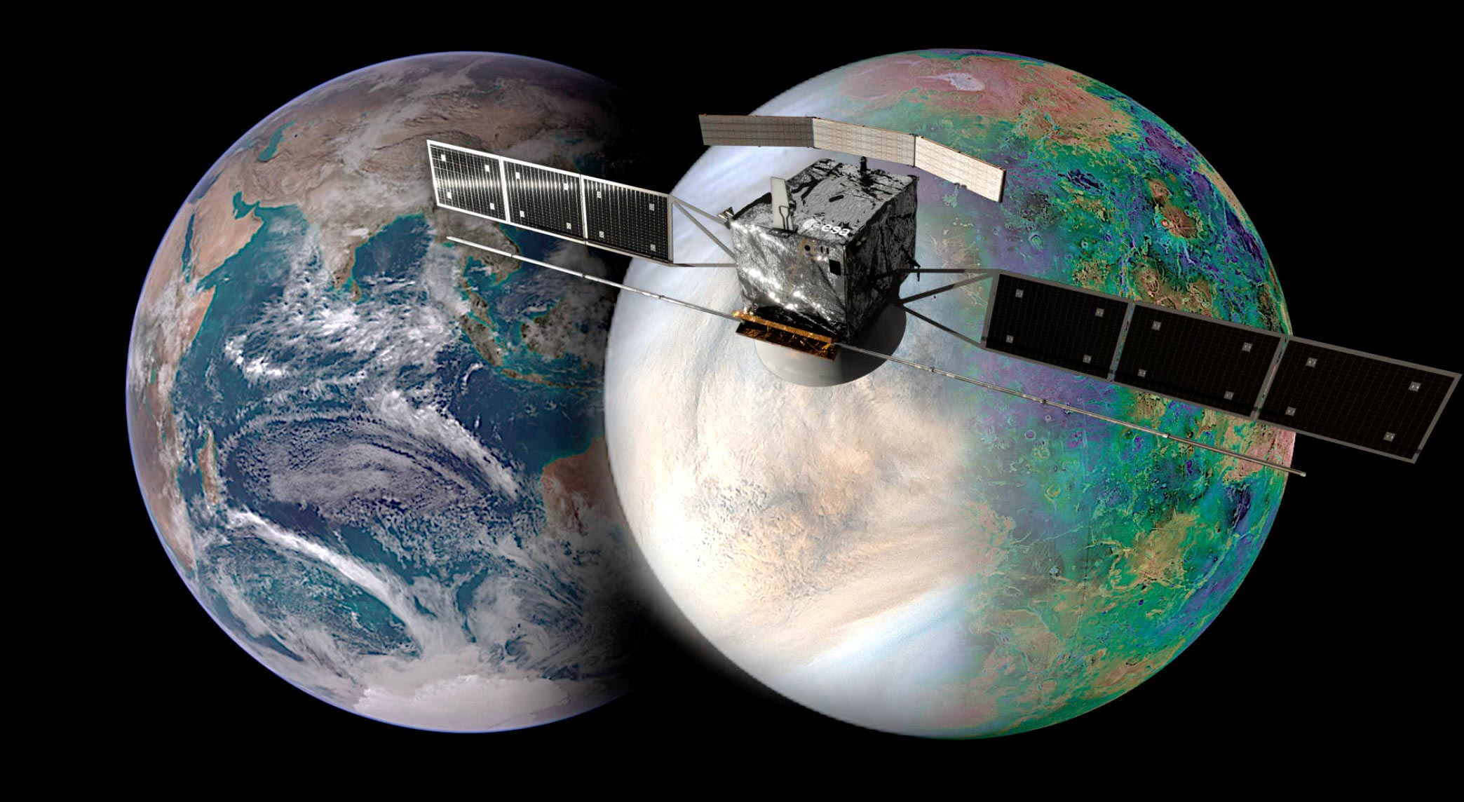 """EnVision: Revolutionary Venus Mission Promises a """"New Era"""" in the Exploration of Earth's """"Evil Twin"""""""