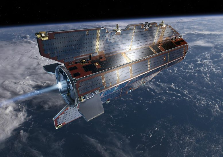 ESA Gravity Field and Steady-State Ocean Circulation Explorer (GOCE)