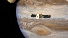 ESA Prepares for the Jupiter Icy Moons Explorer Mission in the Jovian System
