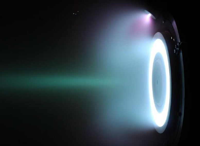 ESA Researchers Build Electric Ion Thruster