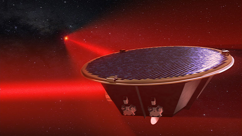 ESA to Develop Gravitational Wave Space Mission