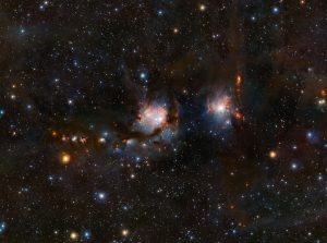 ESO's Dustbuster Reveals Hidden Stars