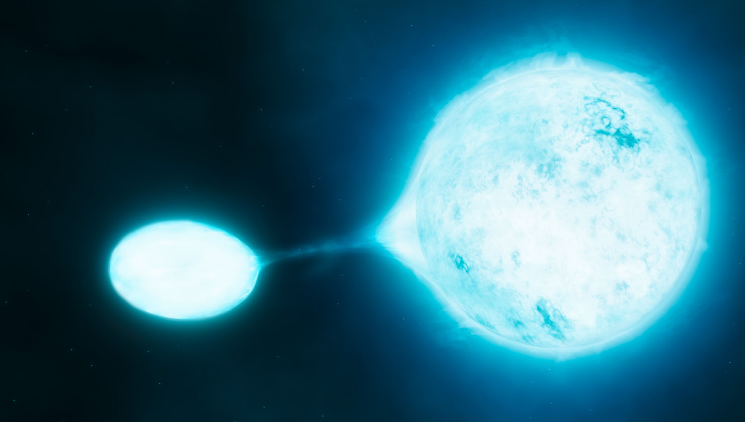 ESO's Very Large Telescope has revealed that the hottest and brightest stars, which are known as O stars