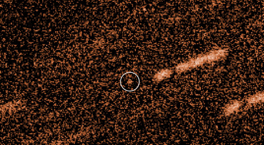 ESO Collaboration Successfully Tracks Its First Potentially Threatening Near Earth Object