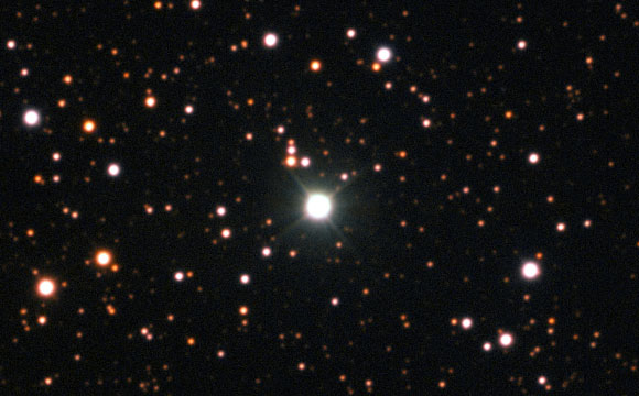 ESO Detects Lithium from Exploding Star Nova Centauri 2013