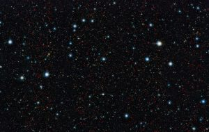 ESO Discovers Massive Galaxies in the Early Universe