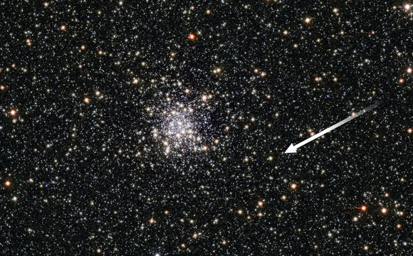 ESO Image of the Week Globular Cluster NGC 6553
