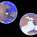 Early Climate of Mars Was Cold and Icy
