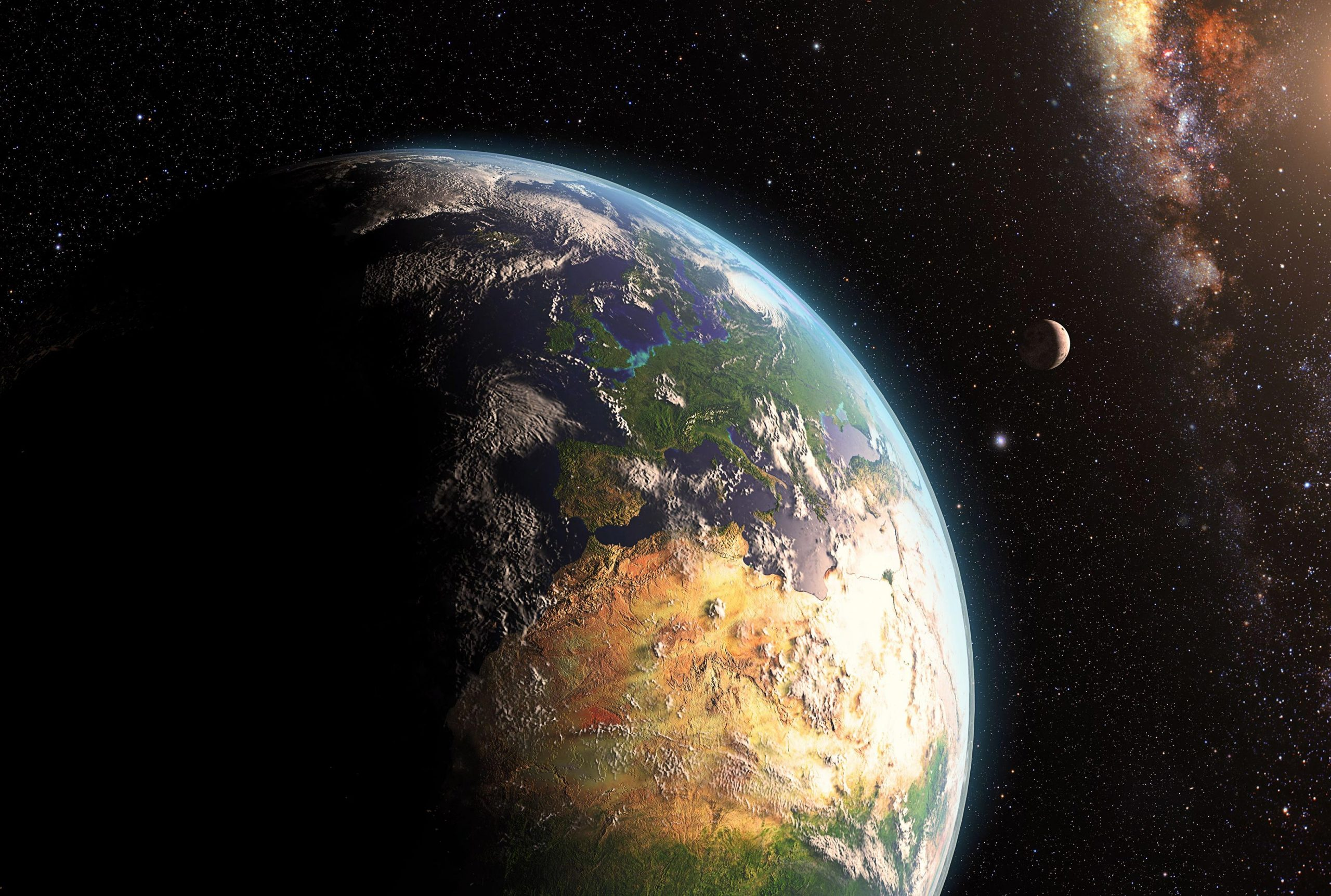 Oxygen Control Hypothesis – Did Earth's Early Rise in Oxygen Help Multicellular Life Evolve?