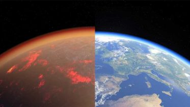 Uncovering Mysteries of Earth's Primeval Atmosphere 4.5 Billion Years Ago and the Emergence of Life