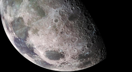 Study Suggests Earth and Moon Have Common Water Source