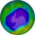 Earths Atmosphere Contains an Unexpectedly Large Amount of Ozone Depleting Compound