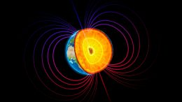 Earths Core Magnetosphere