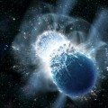 Earths Gold Likely Came from Colliding Neutron Stars