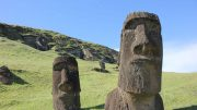 Easter Island's Society May Not Have Collapsed