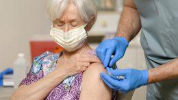 Elderly COVID Vaccine
