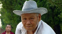 Elderly Chinese Man