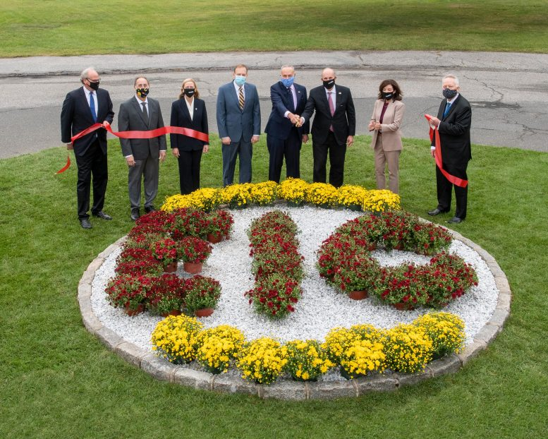 Electron-Ion Collider Project Launch Ceremony