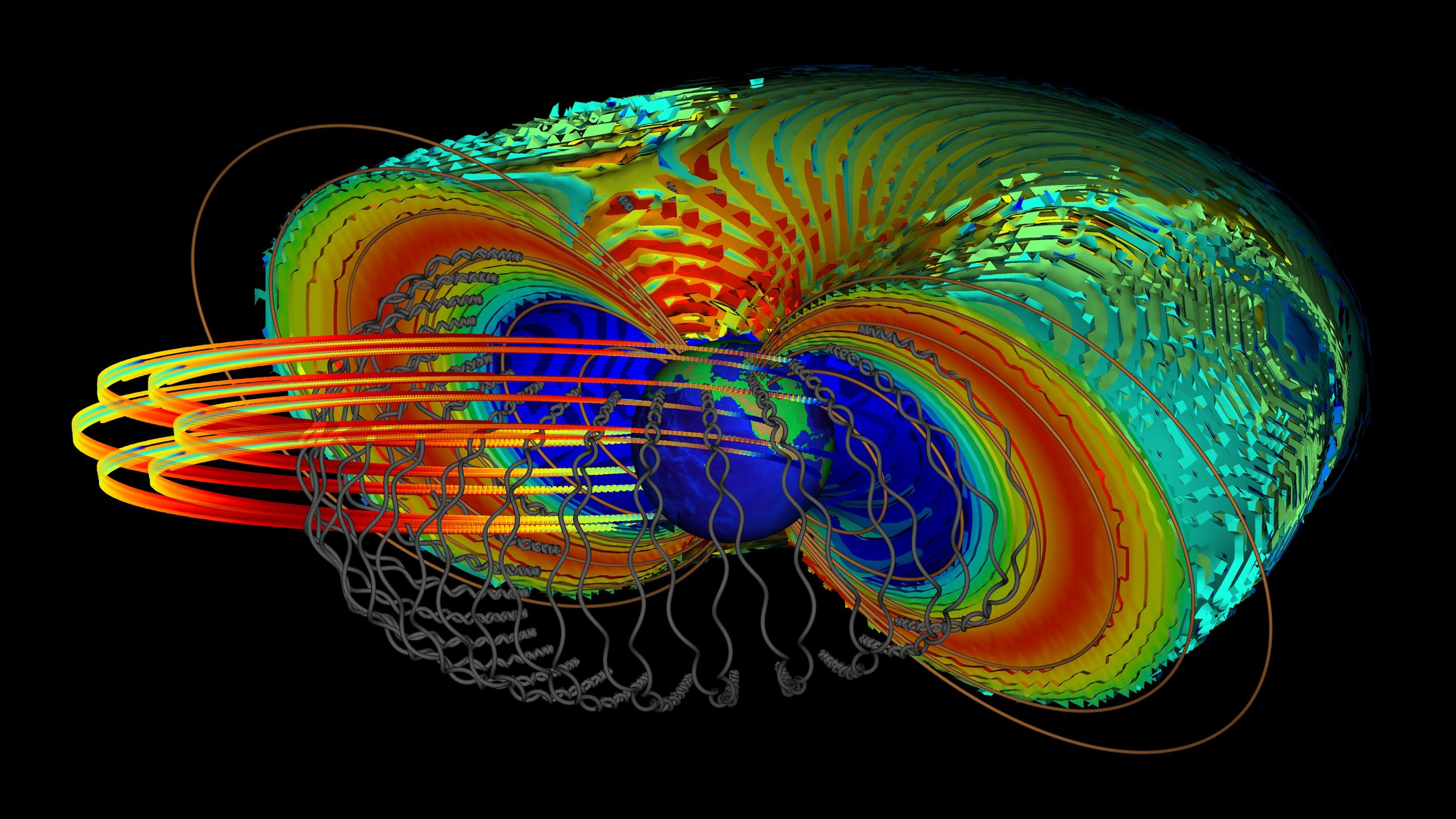 Scientists Discover How Electrons Close to Earth Can Reach Almost the Speed of Light
