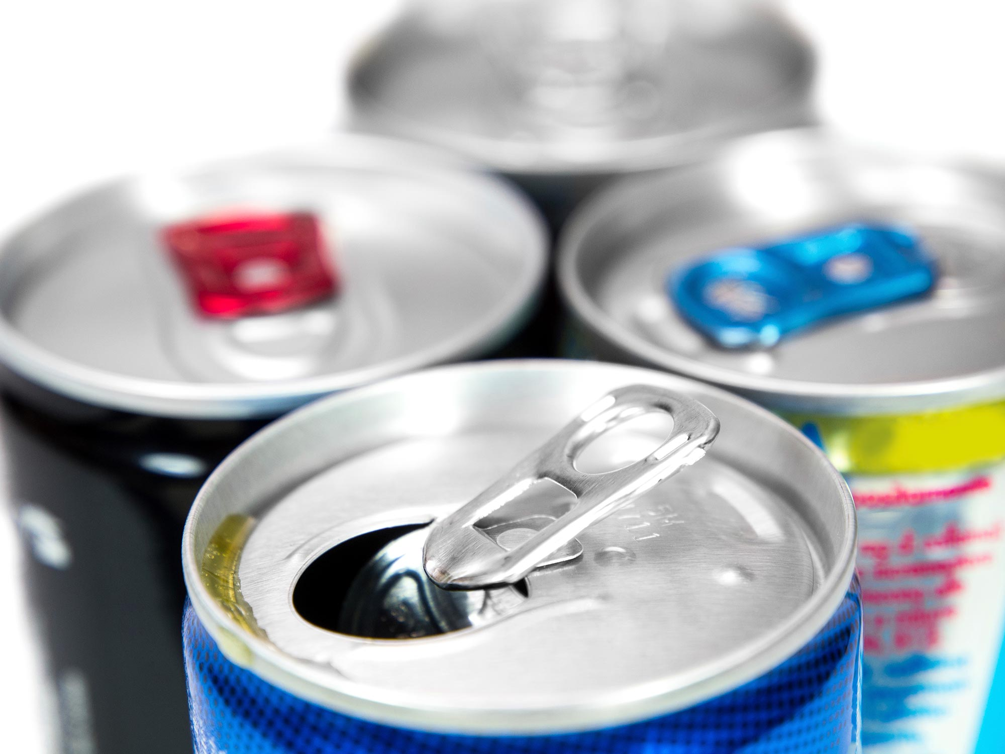 Heavy Energy Drink Consumption Linked to Heart Failure in 21-Year-Old Man