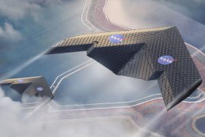 Engineers Demonstrate a New Kind of Airplane Wing