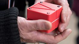 Engineers Develop a Shape-Shifting Navigation Device for the Visually Impaired