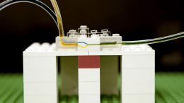 Engineers Make Microfluidics Modular Using LEGO