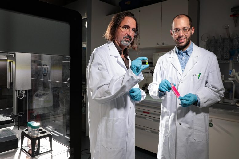Engineers New Approach for Recycling Plastics