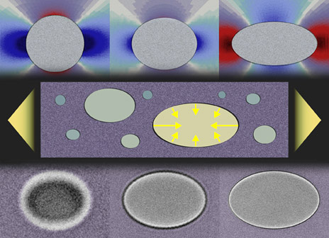Engineers Stiffen Solids with Liquid Inclusions