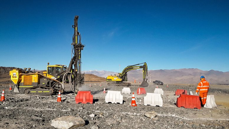 Excavation Begins on Giant Magellan Telescope