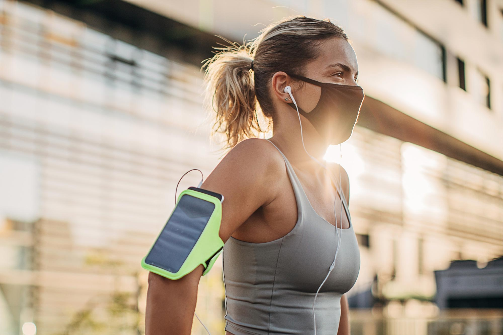 British Medical Journal: Cloth Face Covering Reduces Exercise Performance and Physical Capacity