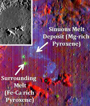Existing Mineralogy May Survive Lunar Impacts