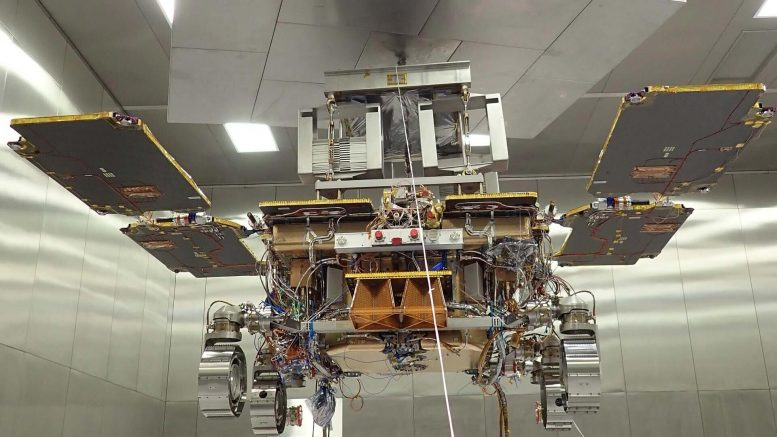 ExoMars Robotic Explorer