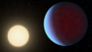 Exoplanet 55 Cancri e Likely Has an Atmosphere