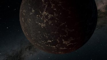 NASA's Spitzer Space Telescope Gets a Rare Look at the Surface of a Rocky Exoplanet