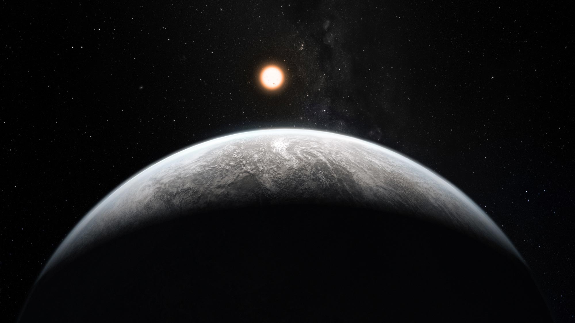 New Neptune-Sized Exoplanet Discovered With a Substantial Atmosphere Ripe for Study