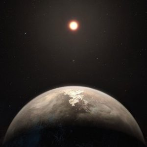 Exoplanet Ross 128 b Is Not Like Earth